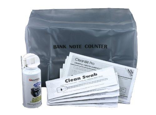 Cassida CleanPRO Currency Counter Care Kit [Item # A-KIT]