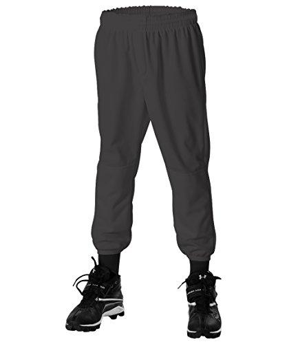 Alleson Athletic Elastic Waist Baseball Pant - Adult