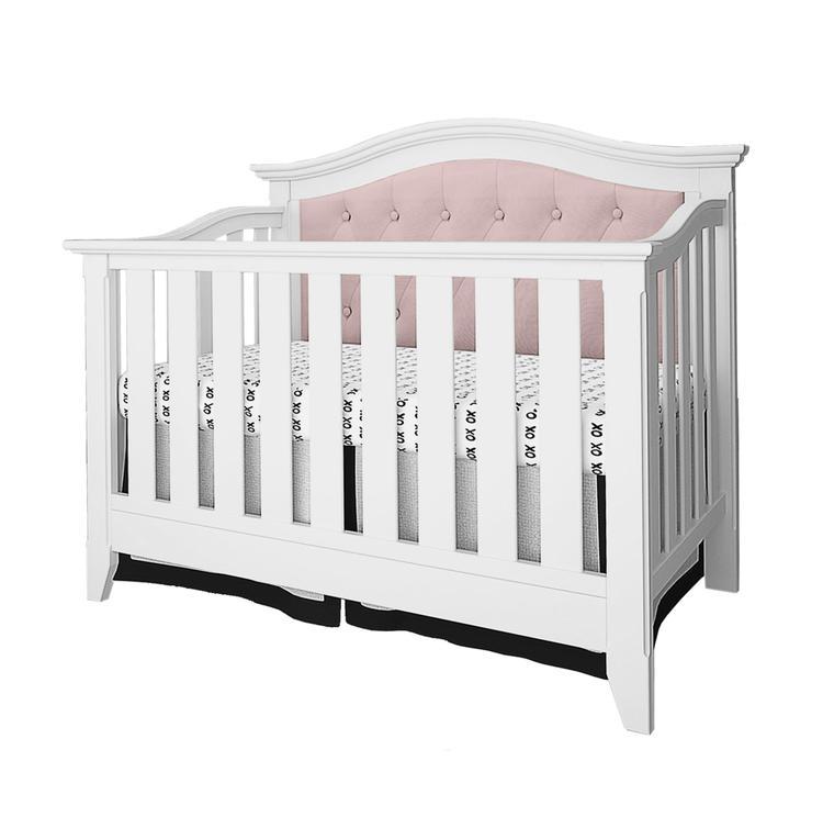 Belle Isle Furniture Magnolia Upholstered Convertible Crib
