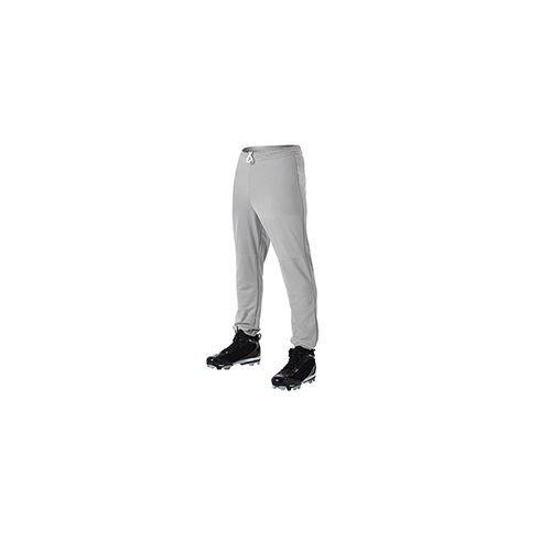 Alleson Athletic Elastic Waist Baseball Pant - Youth