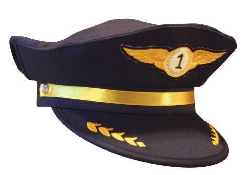 Jr. Airline Pilot, CAP ONLY