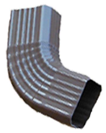 Ab201B Elbow B-Style Brn