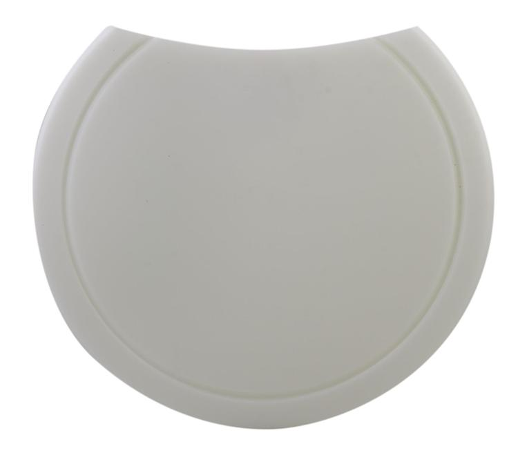 ALFI brand AB30PCB Round Polyethylene Cutting Board for AB1717DI