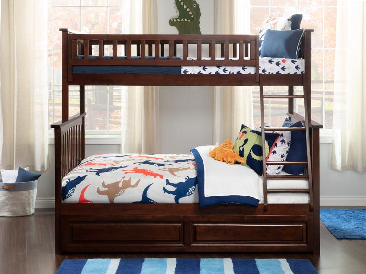 Columbia Bunk with Trundle