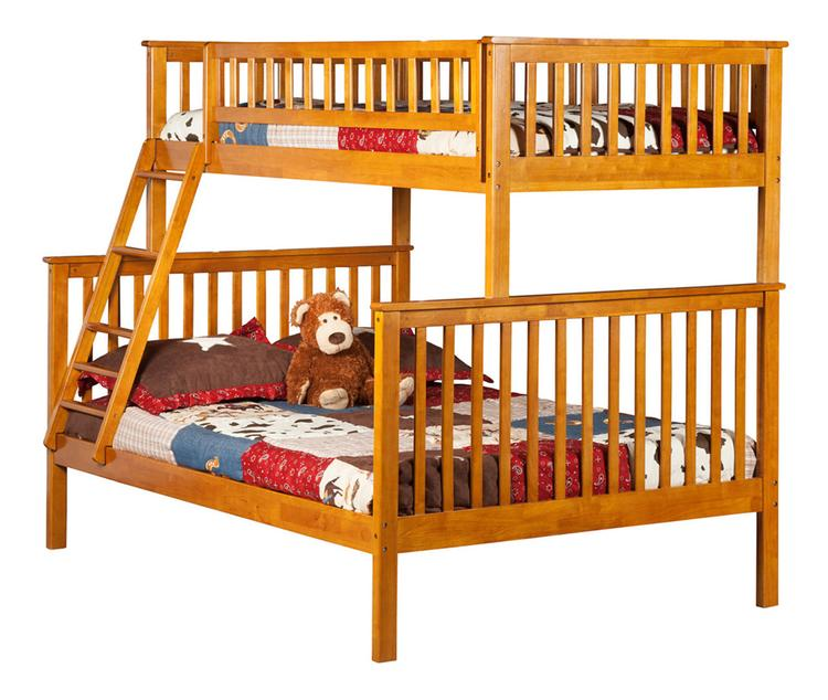 Woodland Bunk Bed Twin over Full