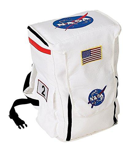 Aeromax Astronaut Back Pack - White [Item # ABPA]