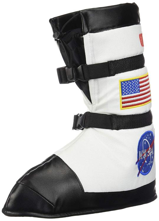 Astronaut Boots, White - Small