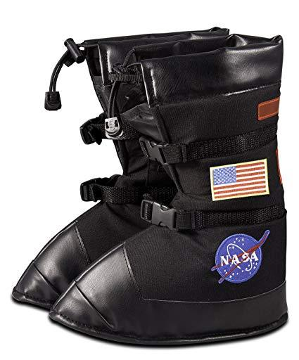 Astronaut Boots, Black - Small