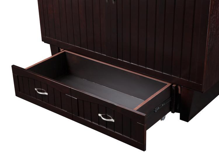 Atlantic Furniture Nantucket Murphy Bed Chest