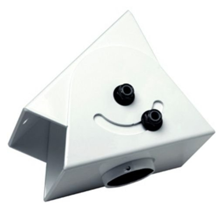 Cathedral Ceiling Adapter White