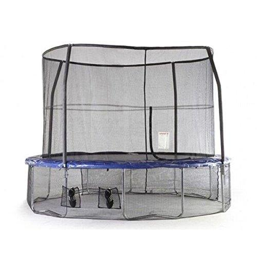 12 ft. to 14 ft. Adjustable Trampoline Mesh Skirt [Item # ACC-TMS]