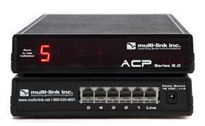 Multi-Link PolNet 5 Port