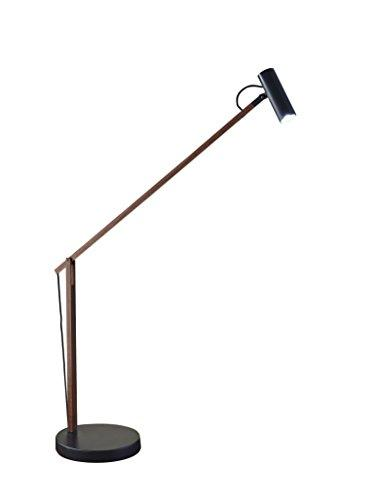 ADS360 Crane LED Desk Lamp- Walnut
