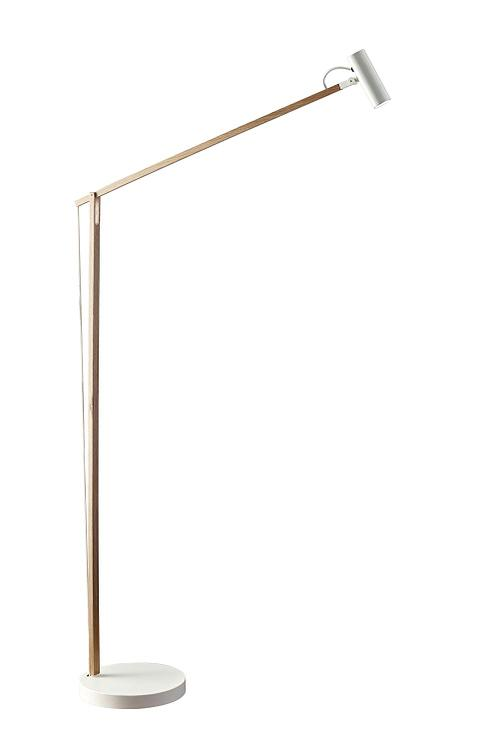 ADS360 Crane LED Floor Lamp- Natural
