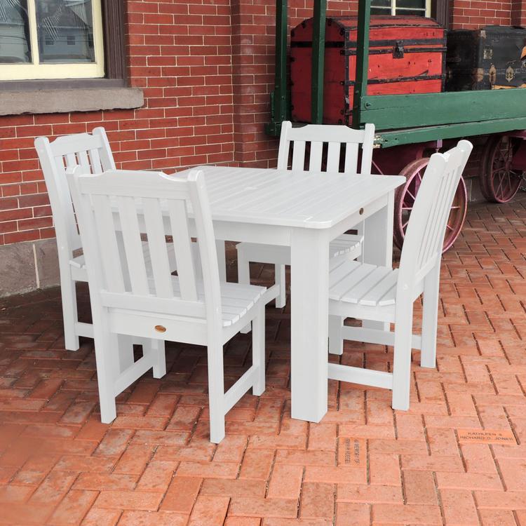 Lehigh 5 Piece Dining Set