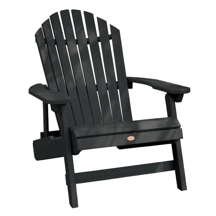 King Hamilton Folding & Reclining Adirondack Chair