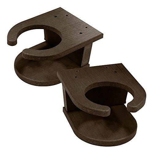 Set of 2 Easy-add Cup Holders