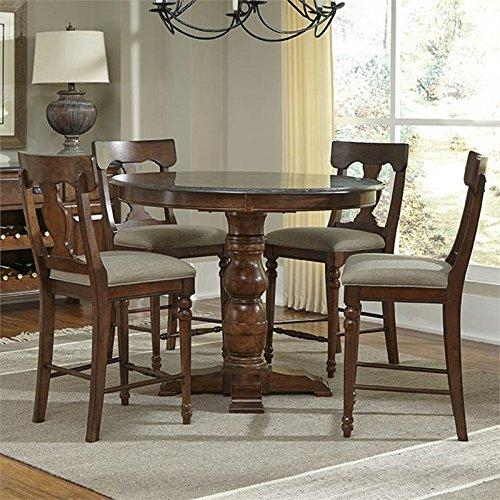 Andover Dining Gathering Height Dining Set (Table/4(357K)