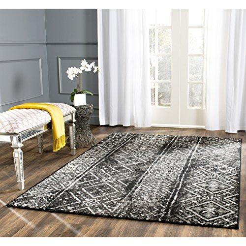 Safavieh Adirondack Collection Contemporary Bohemian Distressed Runner