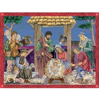 ADVENT-HOLY FAMILY     EACH [Item # ADV70120]