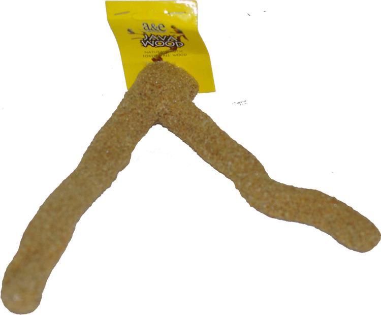 Large Sandstone Forked Branch - 7.9-13.8