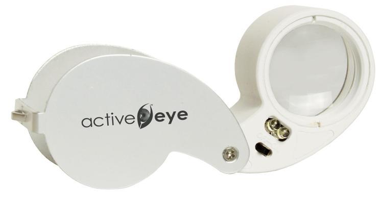 Aem30 Active Eye Loupe 30X