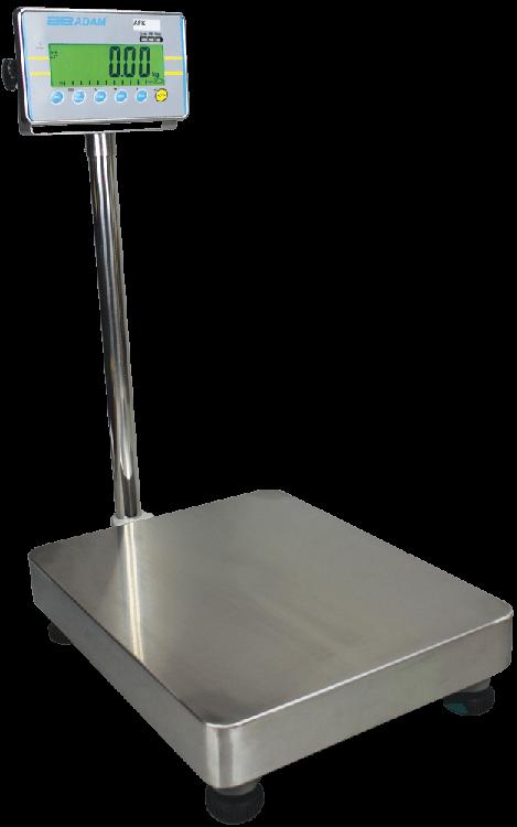 AFK 330a Floor Scale 330lb / 150kg x 0.02lb / 0.01kg