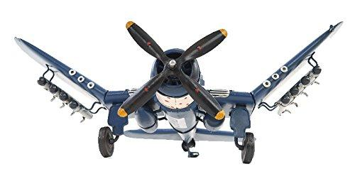 Old Modern Handicrafts 1944 F4U Corsair Collectible Plane [Item # AJ002]