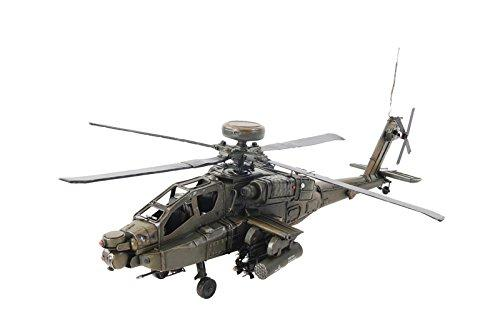 Old Modern Handicrafts Ah-64 Apache Collectible [Item # AJ008]