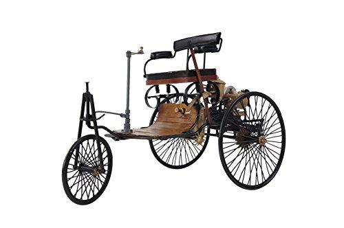 Old Modern Handicrafts 1886 Benz Motor Car - [AJ016]