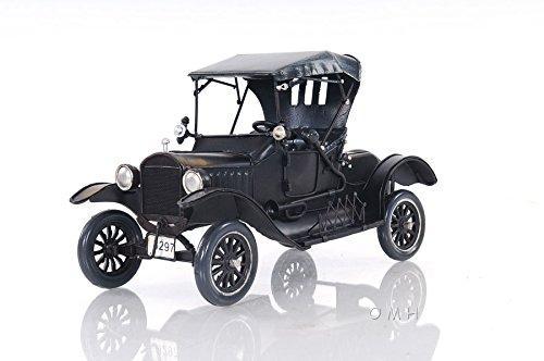Black Ford Model T [Item # AJ037]