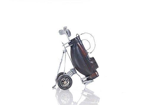 Old Modern Handicrafts Black Golf Bag