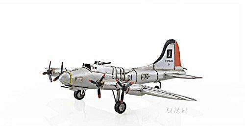 Old Modern Handicrafts B-25 Mitchell Bomber Airplane Model