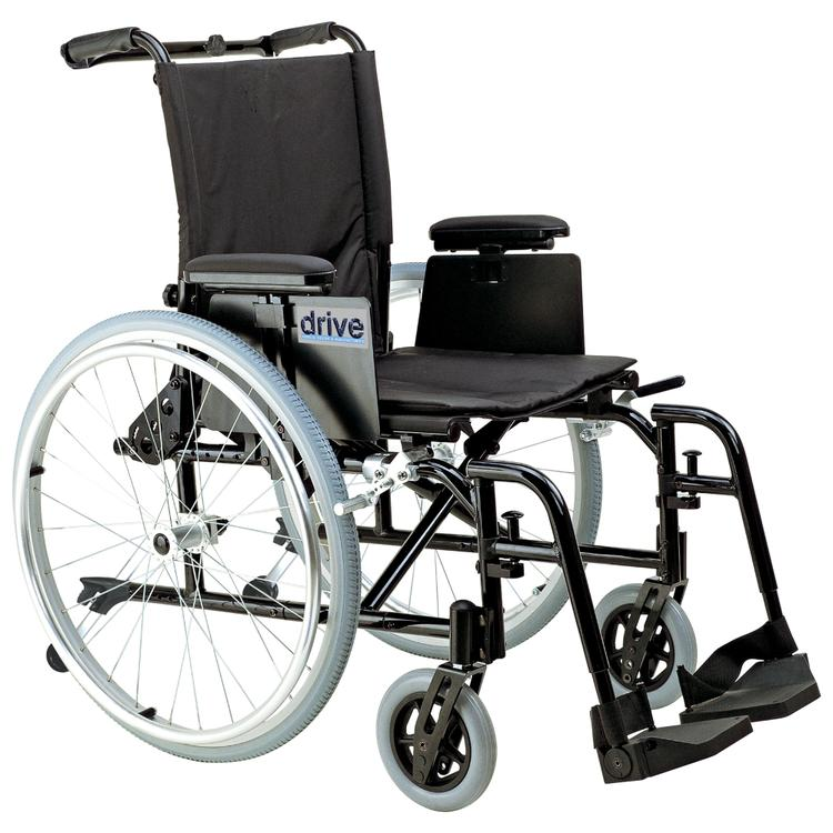 Drive Medical Cougar Lightweight Rehab Wheelchair