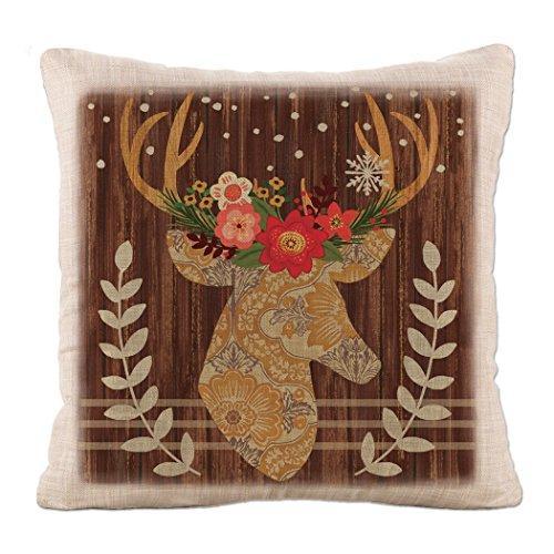 Alpine Lodge 18X18 Pillow
