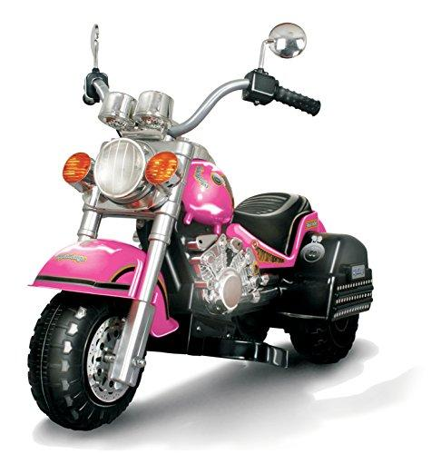 Harley Style Chopper Style Limited Edition Motorcycle - Pink