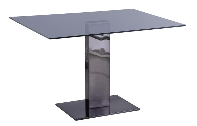 Chintaly Dining Table Straight Pedestal