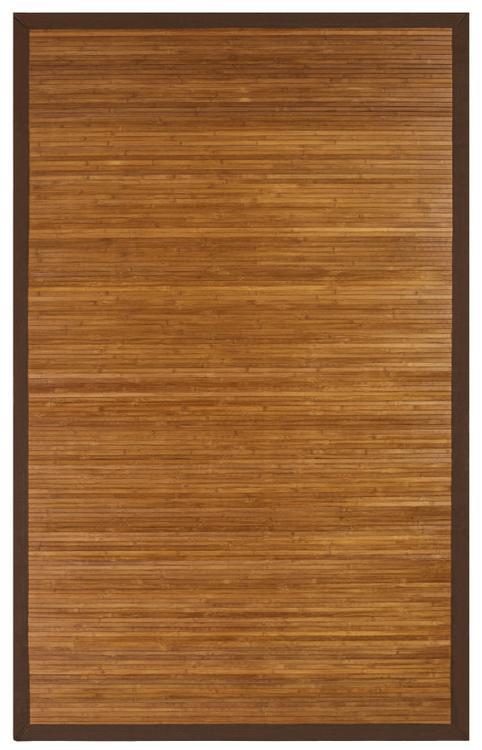 Contemporary Bamboo Rug