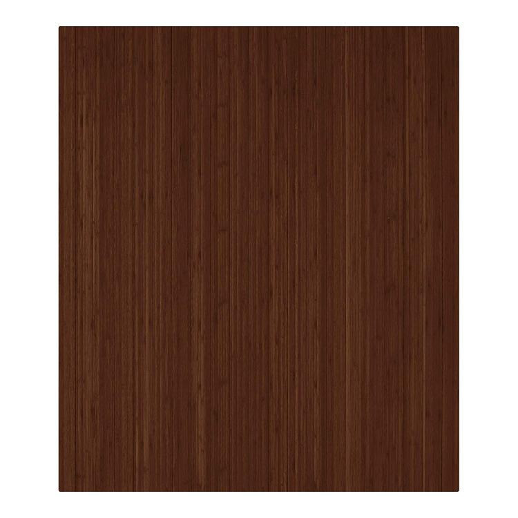 Anji Mountain Bamboo Roll-Up Chairmat, No Lip [Item # AMB24050]
