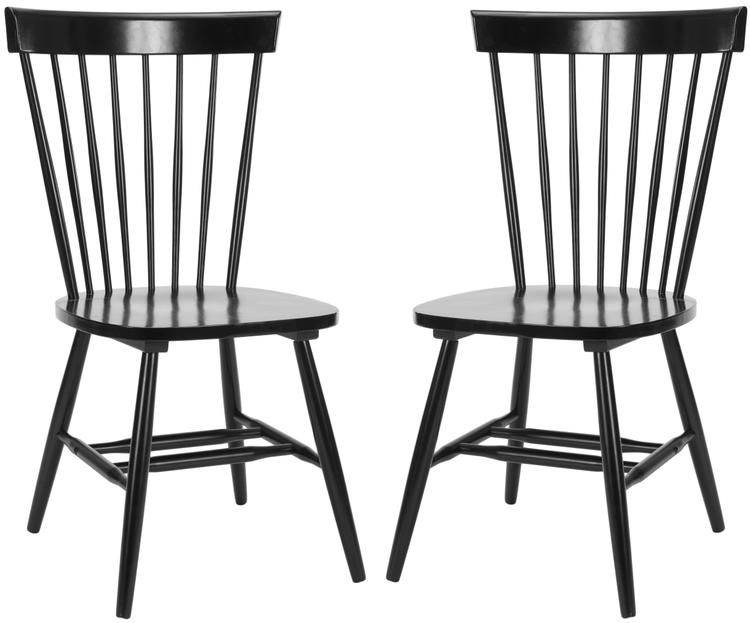 Safavieh Parker 17''H Spindle Dining Chair - Set Of 2