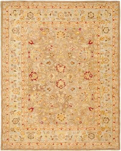Traditional Rug - Anatolia Wool Pile -Tan/Ivory