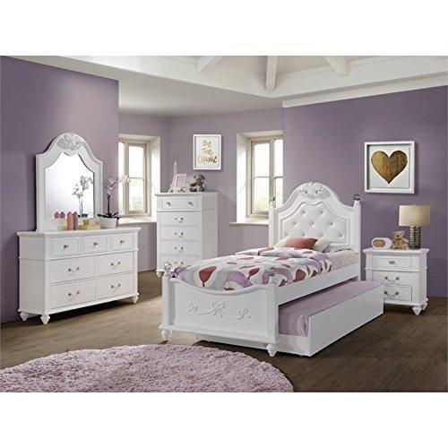 Picket House Furnishings Annie Platform Bedroom Set [Item # AN700T6PC]
