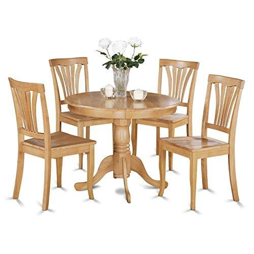 Dinette Table Set - Kitchen Dinette Table And 4 Kitchen Chairs
