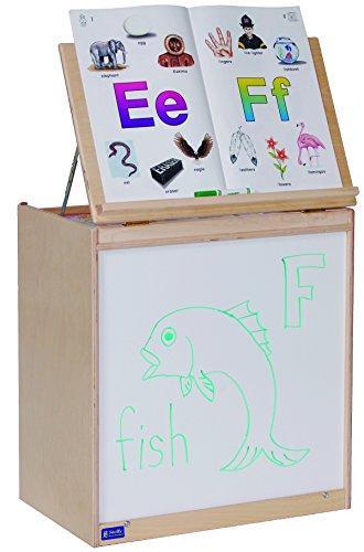 Big Book Easel Storage - Whiteboard [Item # ANG1020]