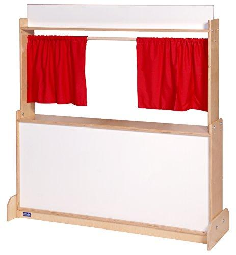 Puppet Theatre / Store - Dry Erase [Item # ANG1037W]