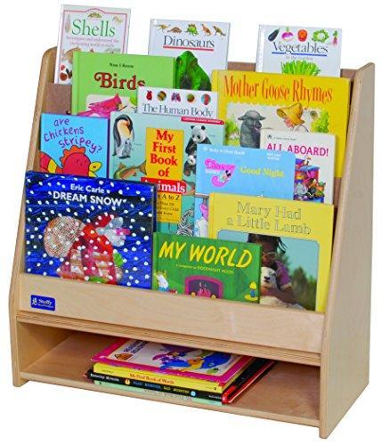 Toddler Book Display