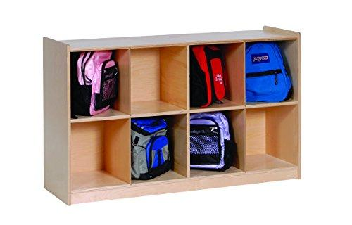 8-Cubby Storage [Item # ANG1413]