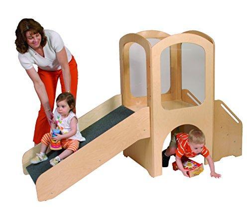 Toddler Loft Center Tower