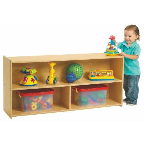 Value Line Toddler 2-Shelf Storage