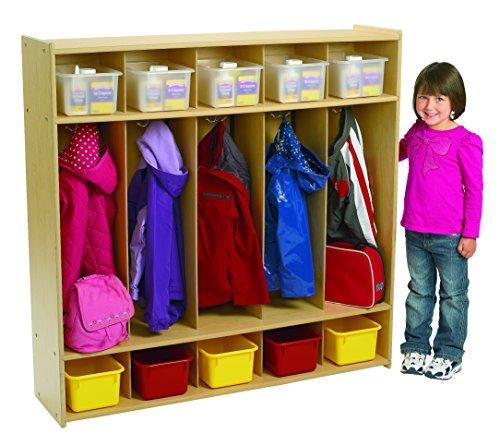 5-Section Locker; VL1090